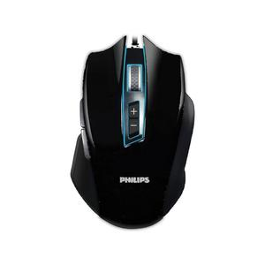 Mouse Philips 9 Bot 3500Dpi Óptico Usb
