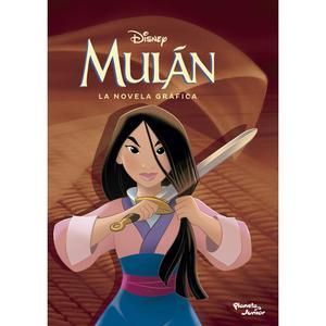 Mulán - La Novela Gráfica