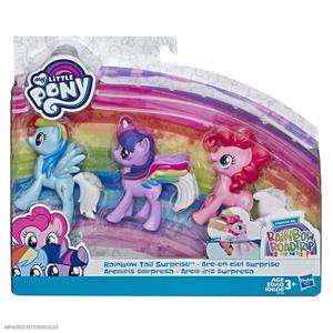 My Little Pony Rainbow 3 Pack E7703