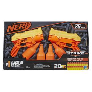 Nerf Alpha Strike Cobra Rc 6 Dualt