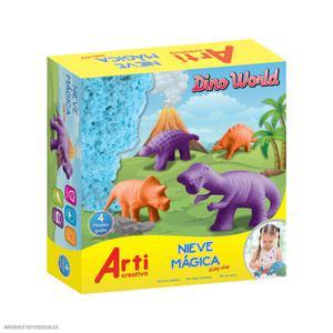 Nieve Mágica Dino World