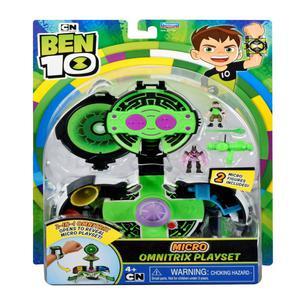 Omnitrix Playset Micro World Ben 10