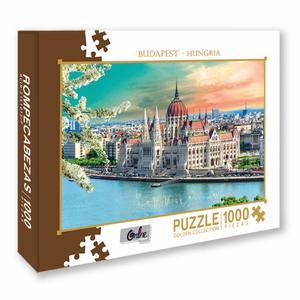 Online Rompecab 1000Pz Budapest Hungria