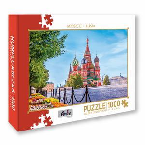 Online Rompecab 1000Pz Moscu Rusia
