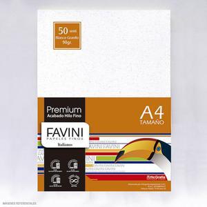 Papel 90G A-4 Premium Blanco Granito (Pack X 50)