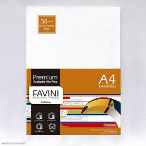 Papel 90G A-4 Premium Blanco Terrazo (Pack X 50)