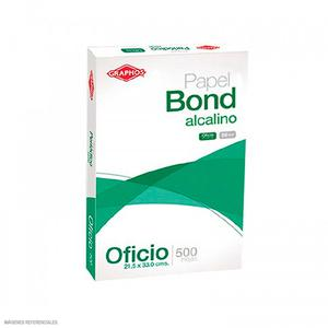 Papel Bond A4 X 56Gr Graphos