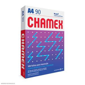 Papel Fotocopia A4 Chamex X 90Gr