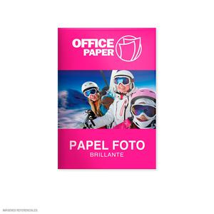 Papel Fotográfico Brillante A2 Office