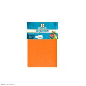 Papel Seda Plusx3 Naranja