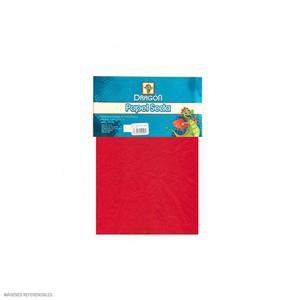 Papel Seda Plusx3 Rojo
