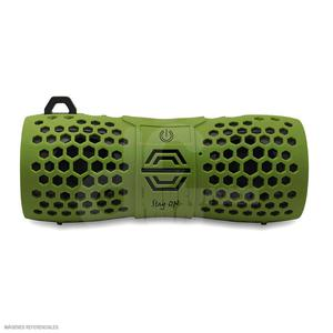 Parlante Stay On So-102 Flotante Bluetooth - Verde