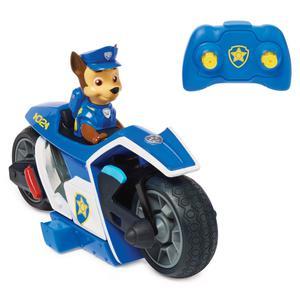 Paw Patrol Motocicleta A Control Remoto Chase