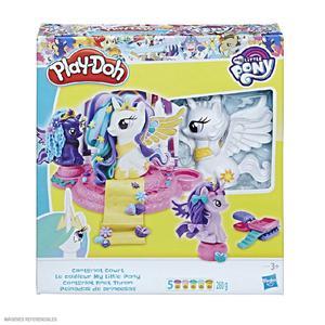 Pd Pony Corte De Canterlot E1950