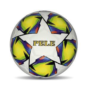Pelota Fútbol Cuero Vulcaniz Pele