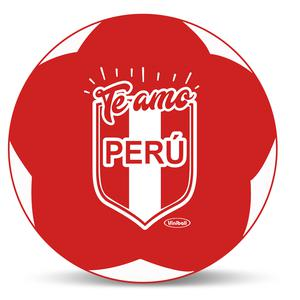Pelota Recreat Hincha Peruano N5 14541