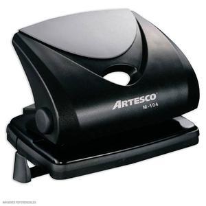 Perforadora Deluxe  25H  M104 Negro Artesco
