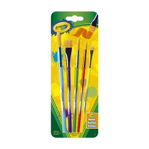 Pincel X 5 Crayola