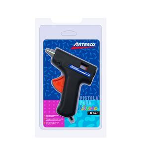 Pistola De Silicona Mini 15W Artesco