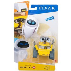 Pixar Figura Basica Wall-E Y Eva