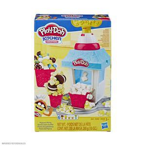Play Doh Fiesta De Popcorn E5110