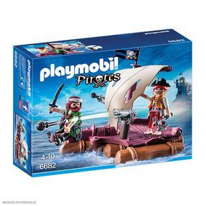 Playmobil Balsa Pirata 6682