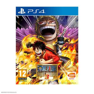Playstation 4 Videojuego One Piece Pirate Warriors 3