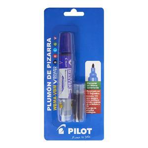 Plumón Pilot Pizar Wbma-Vbm Vi+Rpsto X 1 025033953