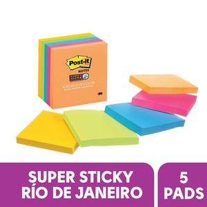 Post-It Colores Chic 3X3
