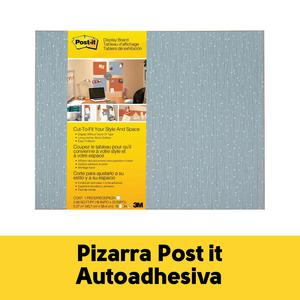 Post-It Pizarra Autoadhesiva Gris 60Cm X 40Cm
