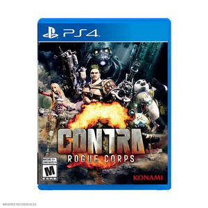Ps4 Contra Rogue Corps