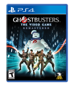 Ps4 Jgo Ghostbusters Remastered