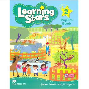 Pupil'S Book Pack Learning Stars 2 Macmillan
