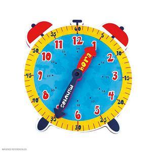 Reloj Manecillas Evaflex