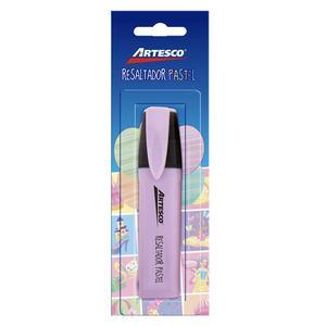 Resaltador  Pastel Lila X1 Artesco