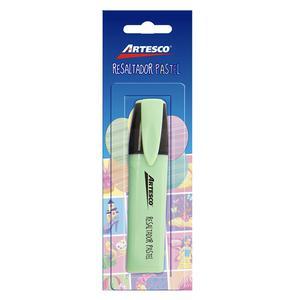 Resaltador  Pastel Menta X1 Artesco
