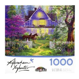 Rompecabezas 1000Pz Abr Hunt Victorian
