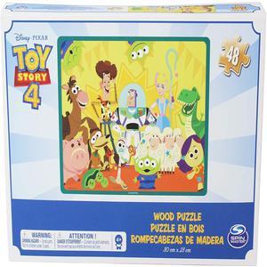 Rompecabezas 48Pz Madera Toy Story