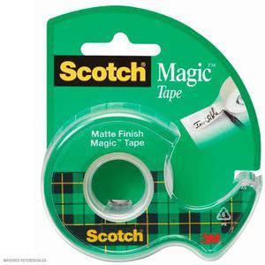 Scotch Cinta Mágica Con Dispensador