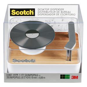 Scotch Dispensador De Cinta Mágica - Toca Discos