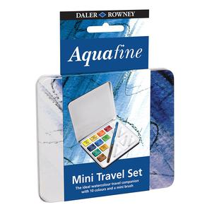 Set Acuarela Aquaf Mtrave 10 Med Past Dr