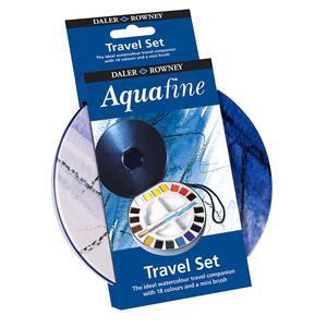 Set Acuarela Aquaf Travel 18 Med Past Dr