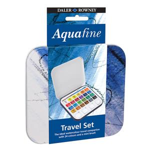 Set Acuarela Aquaf Travel 24 Med Past Dr