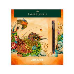 Set Libreta Faber Castell + Grip 2022 Joan Alfaro I