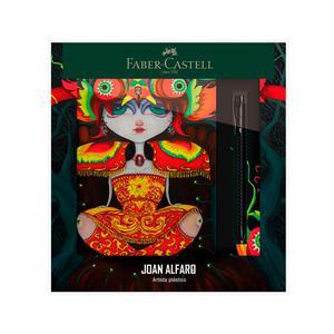 Set Libreta Faber Castell + Grip 2022 Joan Alfaro Ii