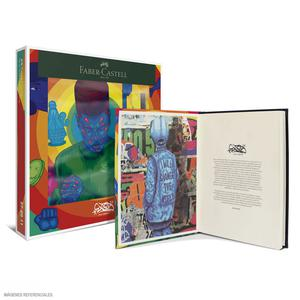 Set Libreta Faber+Finepen499 Entes Graff
