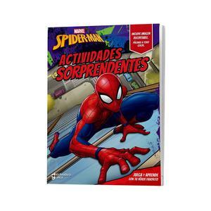 Spiderman Actividades Sorprendentes