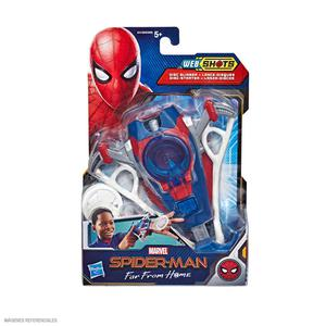 Spiderman Shots Disc Slinger E4129
