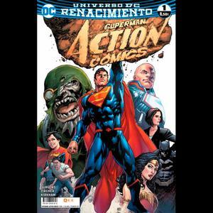 Superman:  Renacimiento (Ecc Comics)
