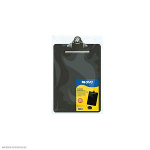 Tablero Acril A4 Negro (Solid) Ove